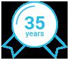 25 jaar ervaring