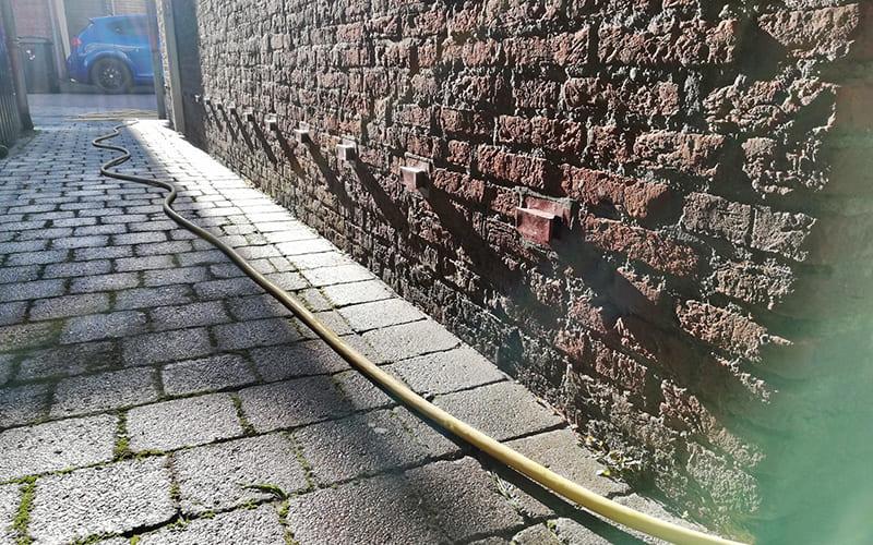 DryBricks: Vochtbestrijding voor muren