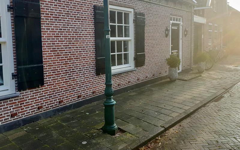 Permanente vochtbestrijding voor muren