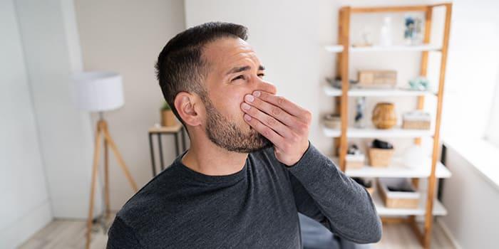Blog - Hoe kom je van een muffe geur in huis af?