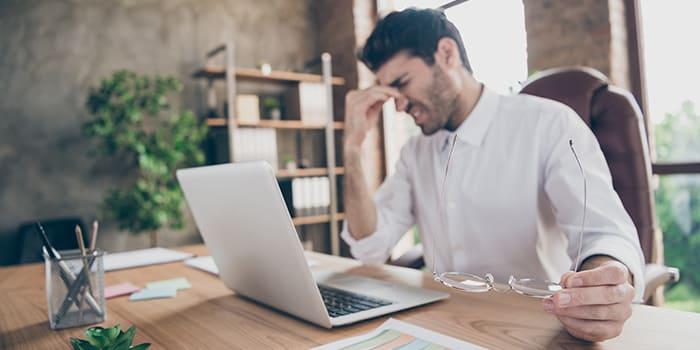Blog - Een goede luchtvochtigheid op kantoor