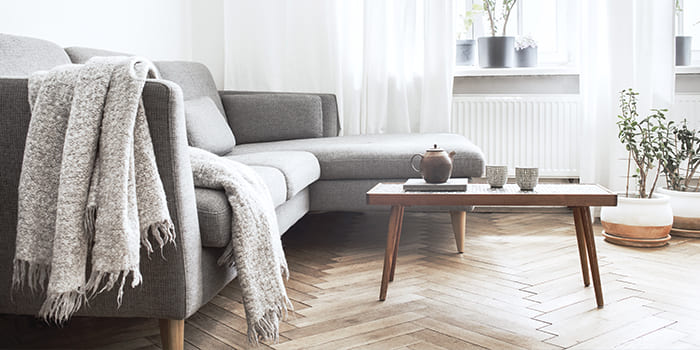 Blog - Schimmel in de woonkamer